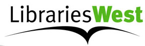 libraries west logo