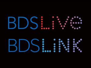 bdslive and bdslink logos