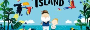 grandads island book cover